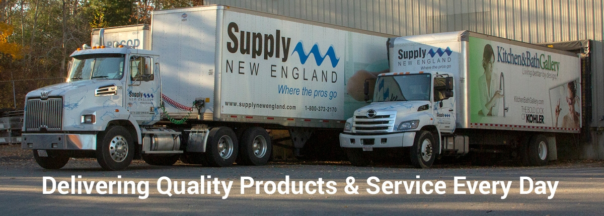 Delivering quality plumbing, heating & cooling products
