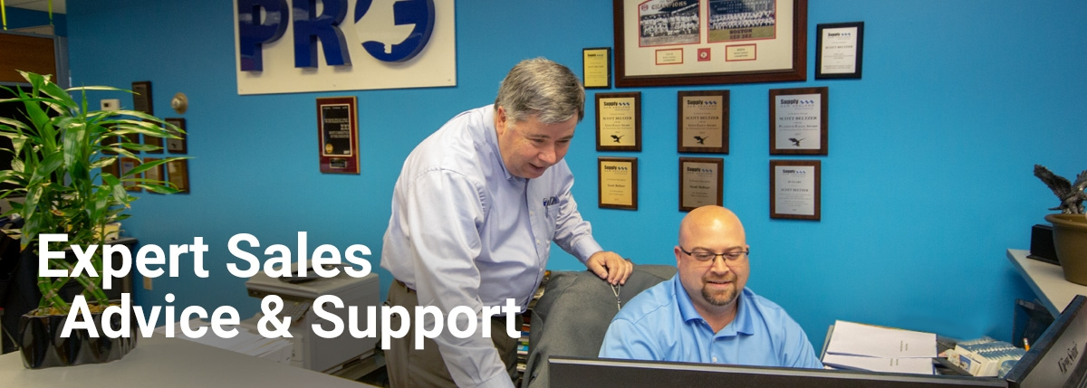 Expert sales & support
