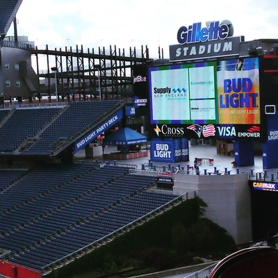 2019 Gillette Stadium Kickoff and Family Fun Day