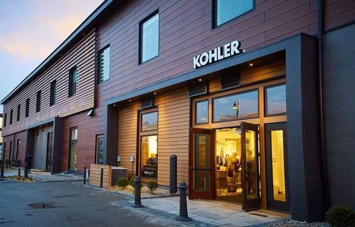 Supply New England Has Opened Its Third Kohler Signature At 7 Tide Street In Boston S Seaport District The Showroom April