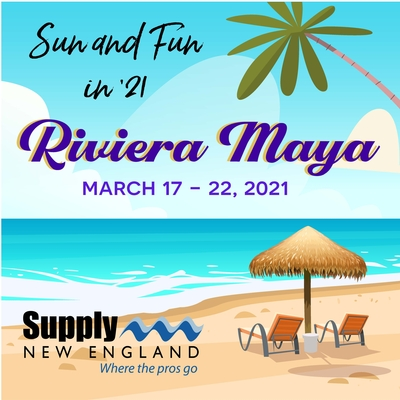 Sun and Fun in '21 - Riviera Maya